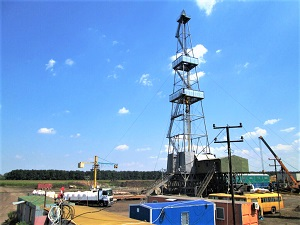 Drilling fluid service was started at the next well of PJSC