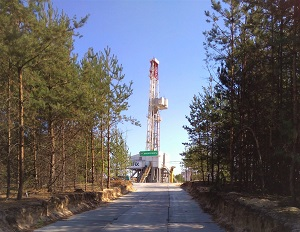 Start Drilling a New Well. First Experience of Drilling with a Foreign Drilling Contractor
