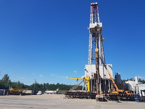 Start Drilling a New Well