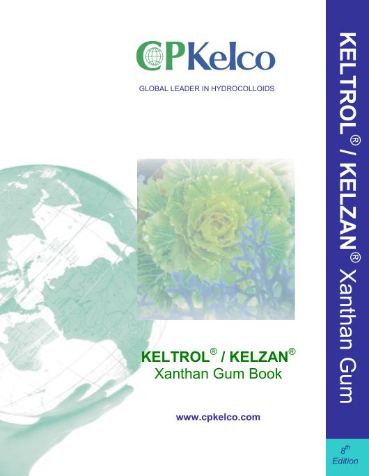 Cover of KELTROL / KELZAN. Xanthan Gum Book