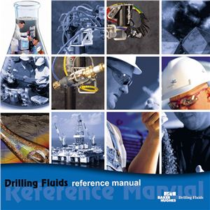 Cover of Baker Hughes. Drilling Fluids